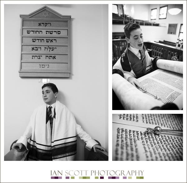 Isaac's Barmitzvah