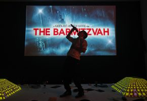 Barmitzvah in Totteridge