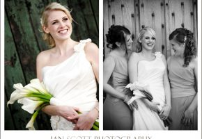 Gemma & Lee's wedding at Coltsfoot Country Retreat