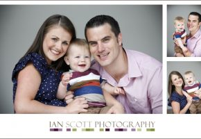 Family shoot in Wheathampstead