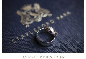 Sally & Martyn's wedding at Stapleford Park in Leicestershire