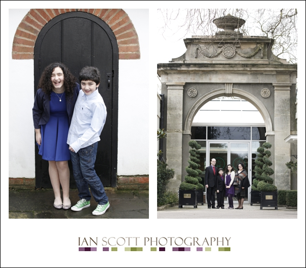 Alex's Batmitzvah at Sopwell House St Albans