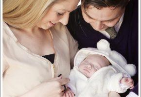 Baby Tilly - Newborn photography Harpenden