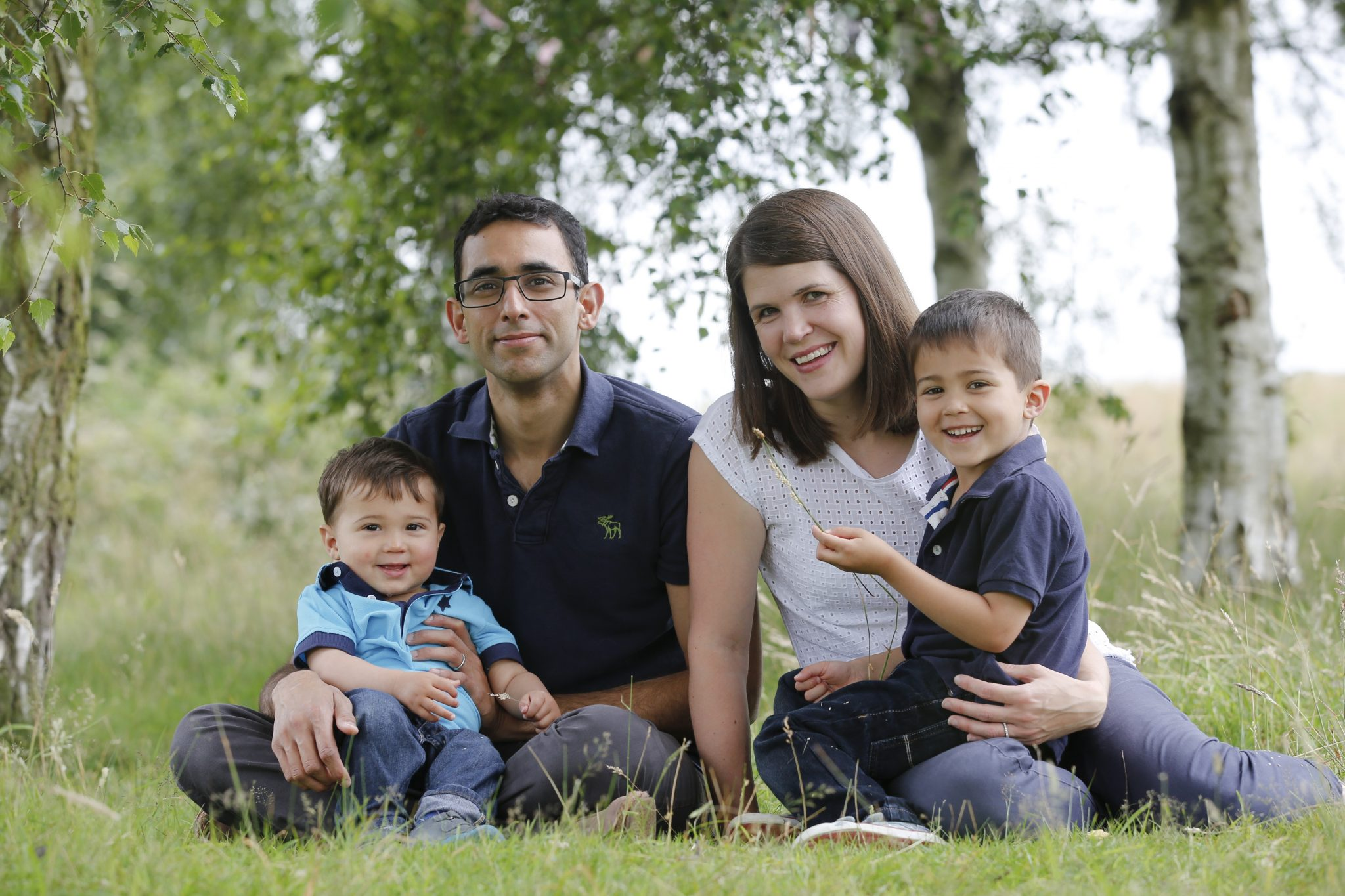 Family mini shoot Harpenden