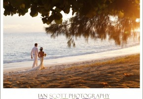 Terry & Theresa's wedding in the Seychelles