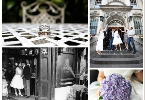 Lorraine and Brahim's wedding in London and Lake Como, Italy