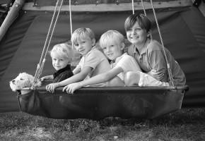 Chris and Genny Snowdon, Little Gaddesden