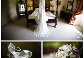 Laura & Richard's wedding at Offley Place, Great Offley, Herts