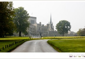 Emma & Russell's wedding at Ashridge House