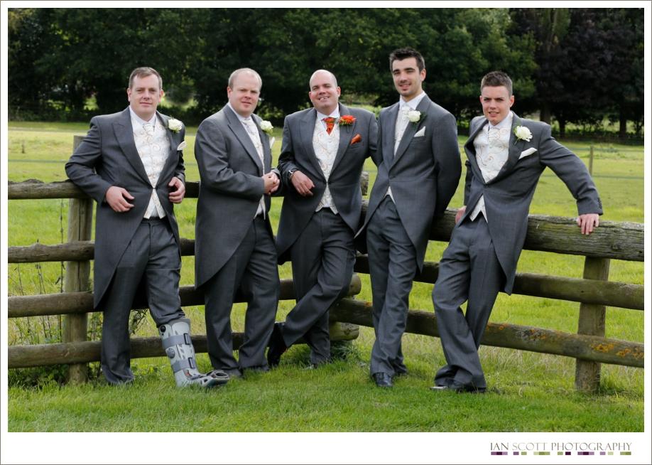 groomsmenatnotleyabbey