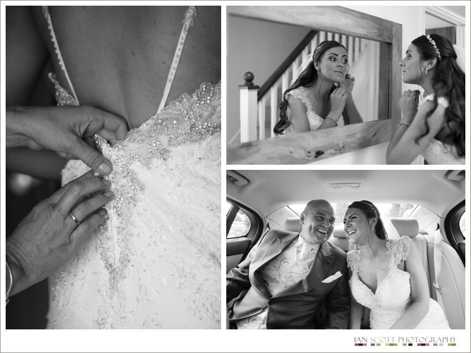 bridegettingready