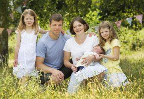 Family mini shoot Harpenden