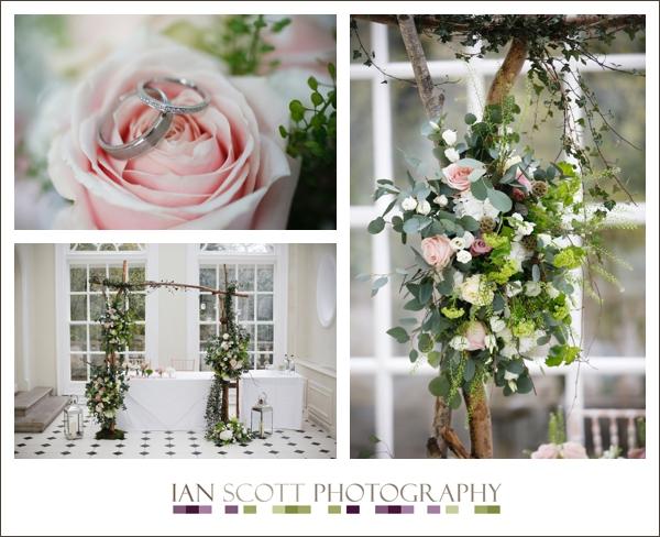 Hayley & Matt's wedding at Hunton Park, Hertfordshire