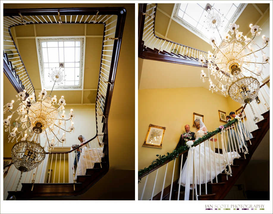 Offley place staircase
