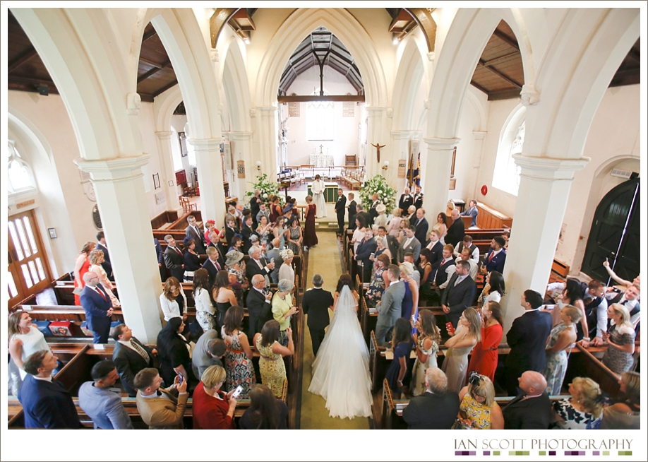 wedding Hatfield House