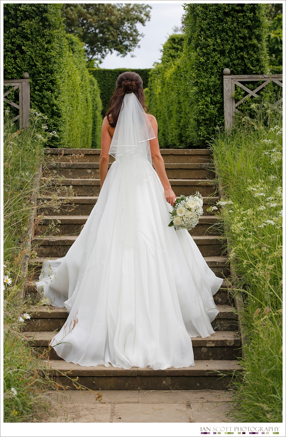 Hatfield House wedding