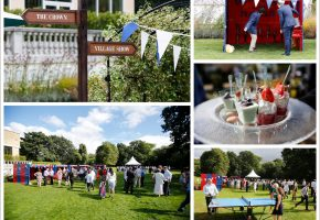 barmitzvah celebration at sopwell House