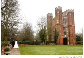 weddings at Leez Priory