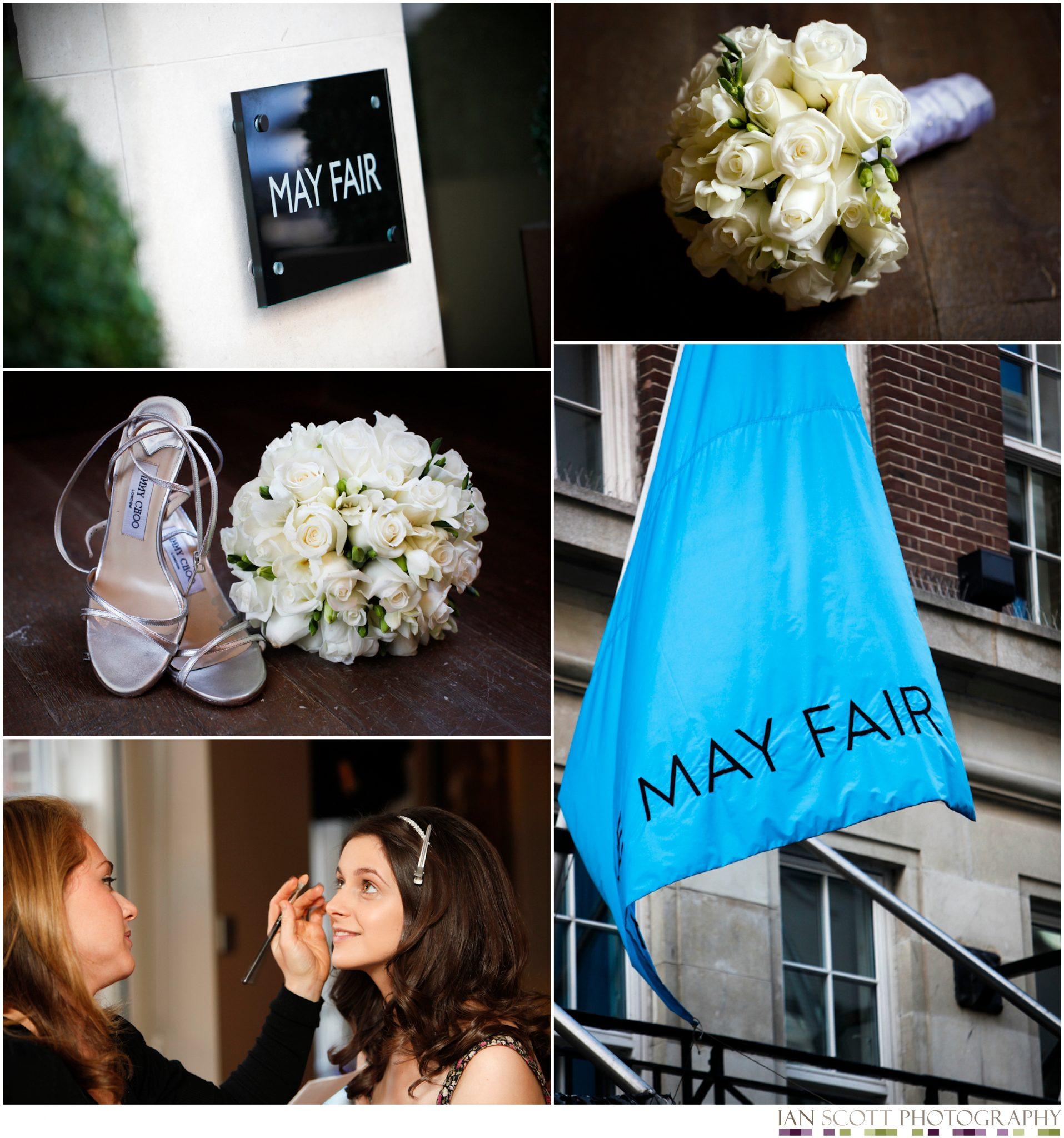 wedding preparation photos