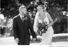 couple at offley place