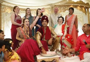 anglo Indian wedding