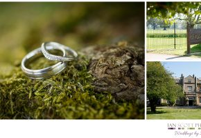 Spring Wedding at Offley Place Country House Hotel